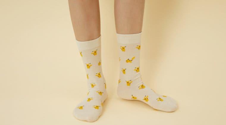 Imagen de Estos son los calcetines de Pokémon que arrasan en Japón