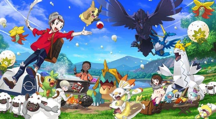Imagen de Descubren 35 Pokémon adicionales para Pokémon Espada y Escudo