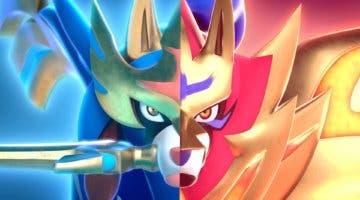 Imagen de Así cambia Pokémon Espada y Escudo dependiendo del color de tus Joy-Con