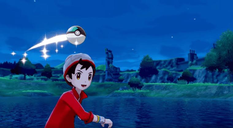 Imagen de Pokémon Espada y Escudo muestra nuevas criaturas, personajes y entornos en su tráiler final