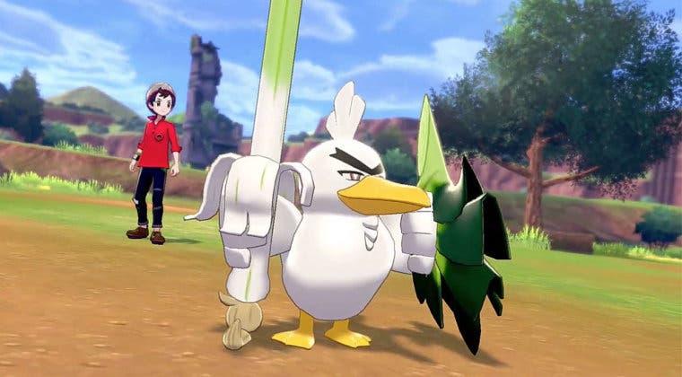 Imagen de Pokémon Espada y Escudo: ¿Cómo se consigue a Sirfetch'd?