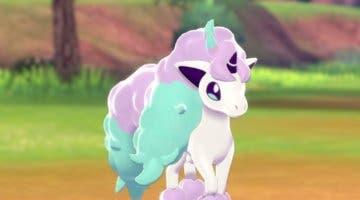Imagen de Ponyta de Galar y Sirfetch'd, a punto de llegar a Pokémon GO