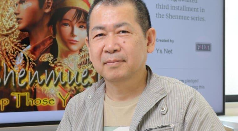 Imagen de Yu Suzuki comparte un mensaje antes del lanzamiento de Shenmue III