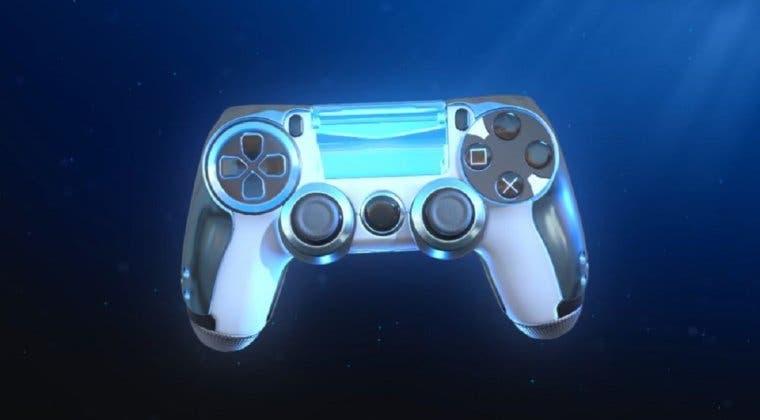 Imagen de Una patente desvela cómo será el mando de PS5