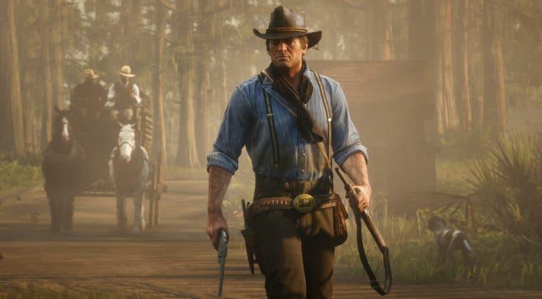 Imagen de Red Dead Redemption 2 utilizaría el Smart Delivery para llevarse a Xbox Series X