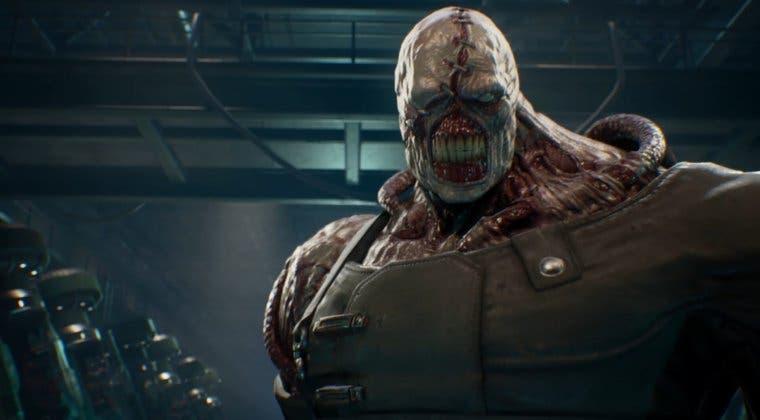 Imagen de Capcom explica el origen del nombre de Nemesis en Resident Evil 3 Remake y muestra imágenes de su nacimiento