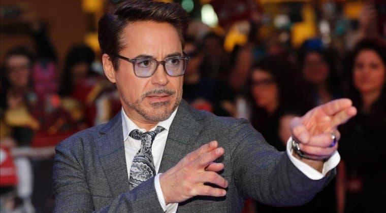 Imagen de Disney presenta a Robert Downey Jr, y a varios Vengadores, a los Oscars