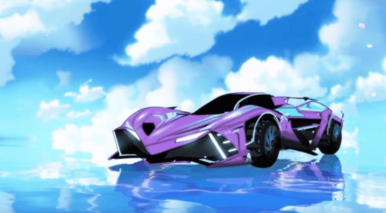 Imagen de El anime se apodera de Rocket League con el tráiler del Rocket Pass 5, que ya tiene fecha