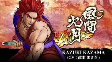 Imagen de Samurai Shodown presenta a Kazuki Kazama en un nuevo tráiler