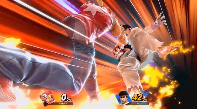 Imagen de Super Smash Bros. Ultimate: Terry Bogard llega hoy junto a la versión 6.0 y muchas sorpresas