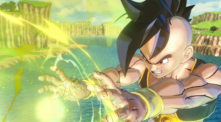 Imagen de Super Uub se luce en Dragon Ball Xenoverse 2 a través de una primera tanda de imágenes