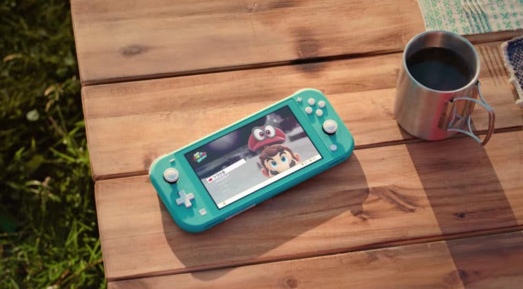 Imagen de Nintendo Switch es la plataforma más vendida en octubre en EE.UU y la única que mejora