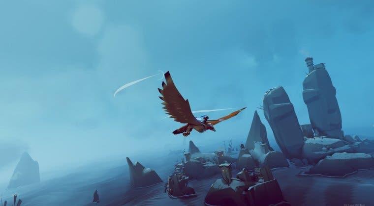 Imagen de El RPG aéreo The Falconeer finalmente llegará a consolas