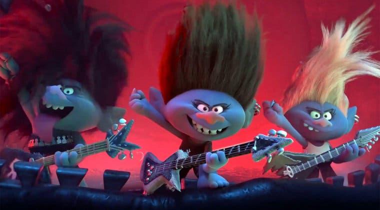 Imagen de Prepárate para bailar con el nuevo tráiler de Trolls 2: Gira Mundial