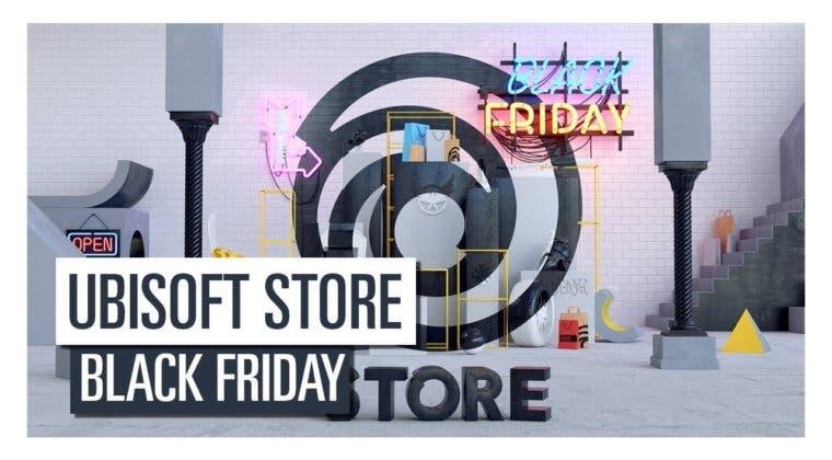 Imagen de Ubisoft comienza sus ofertas del Black Friday por todo lo alto