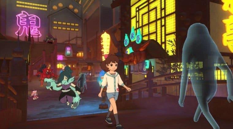 Imagen de Nuevo tráiler para Yo-kai Watch 4 ++, su versión ampliada y mejorada