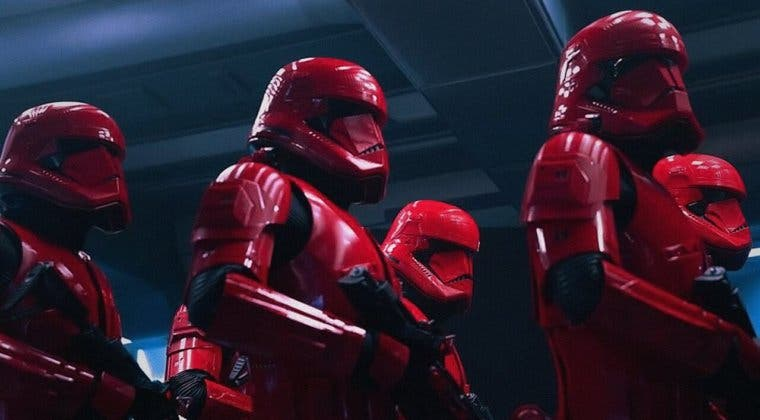 Imagen de El compositor de Los Increíbles y Rogue One tuvo un cameo en Star Wars: El Ascenso de Skywalker