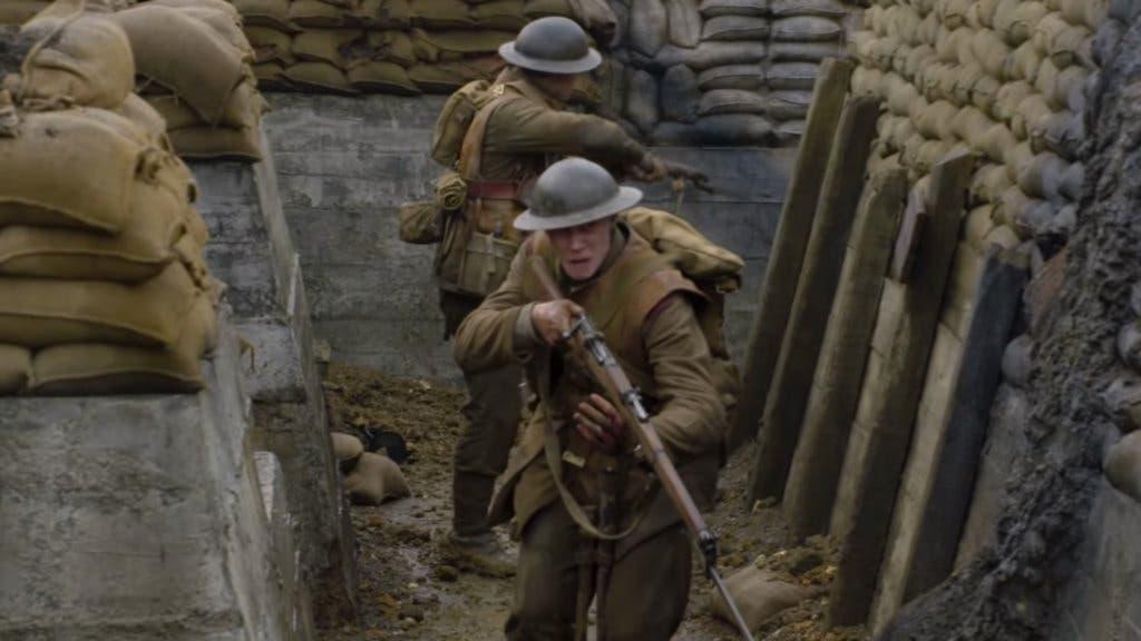 Imagen de Las 5 claves del éxito de 1917, la película que apunta a triunfar en los Oscars 2020