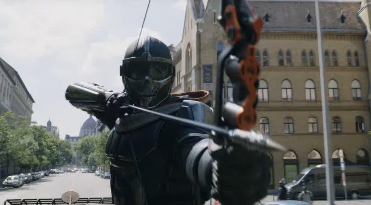 Imagen de Viuda Negra: los fans se enfadan por el aspecto de Taskmaster