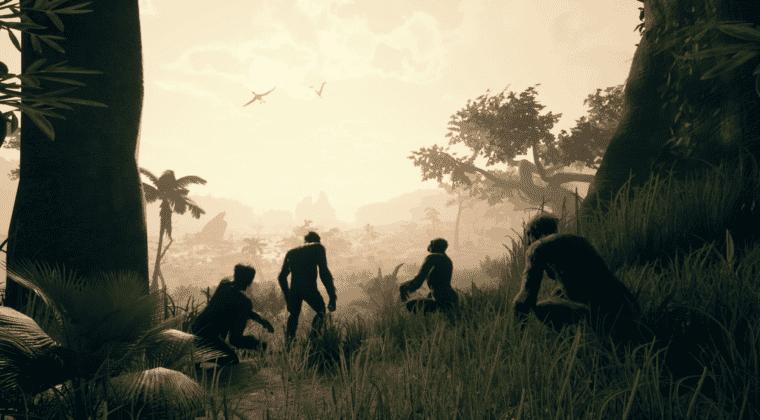 Imagen de Ancestors: The Humankind Odyssey ya se encuentra disponible en PS4 y Xbox One