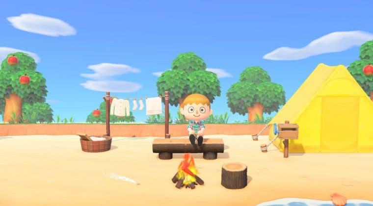 Imagen de Animal Crossing: New Horizons nos presenta a sus vecinos en una nueva imagen
