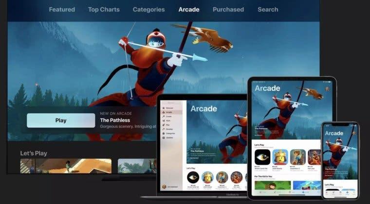 Imagen de Apple Arcade añade una opción de suscripción más económica