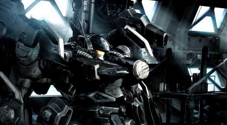 Imagen de FromSoftware desmiente las recientes especulaciones sobre el supuesto anuncio de Armored Core VI