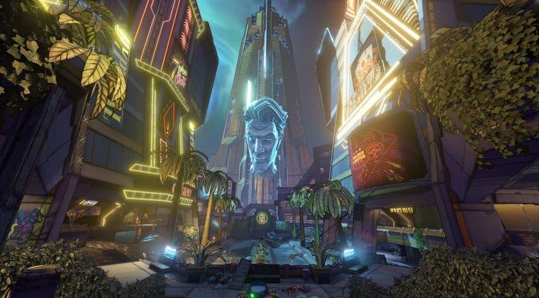 Imagen de Borderlands 3 presenta un nuevo gameplay de El golpe de Moxxi a Jackpot el Guapo