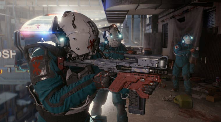 Imagen de Cyberpunk 2077 revela su mapa gracias a un libro del juego