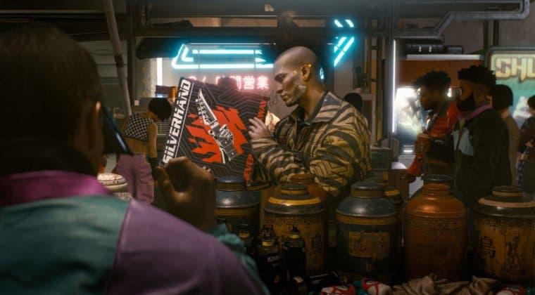 Imagen de Cyberpunk 2077 presenta un nuevo tema de su banda sonora