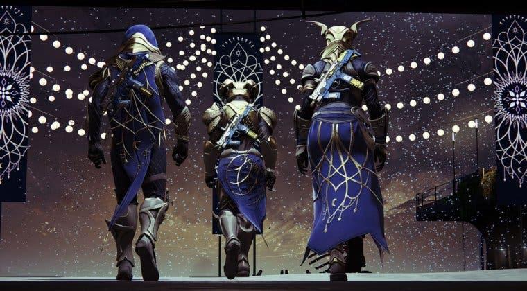 Imagen de Destiny 2 estrena 'The Dawning', su nuevo evento temporal navideño
