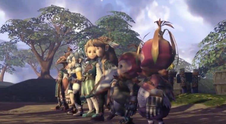 Imagen de Final Fantasy Crystal Chronicles Remastered ya cuenta con fecha de lanzamiento en Japón