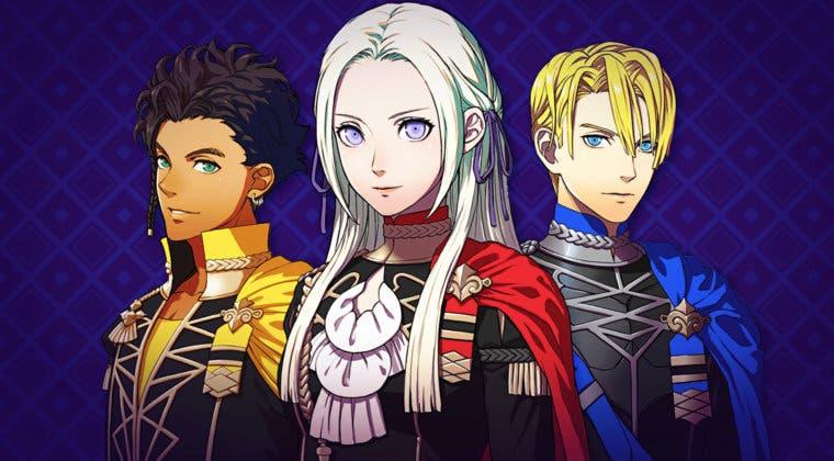 Imagen de Fire Emblem: Three Houses es el mejor juego del año de Nintendo Switch para Japón