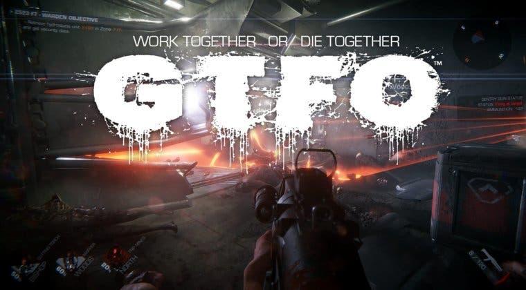 Imagen de GTFO aterriza en el Early Access de Steam y se discute su posible lanzamiento en consolas
