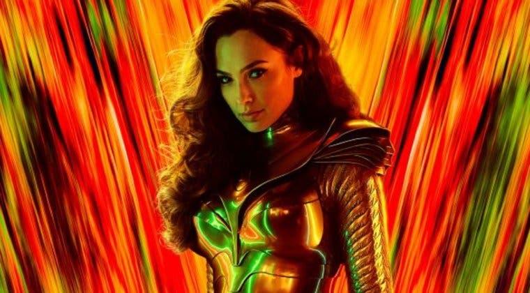 Imagen de Conoce a los personajes de Wonder Woman 1984 en estos increíbles pósteres
