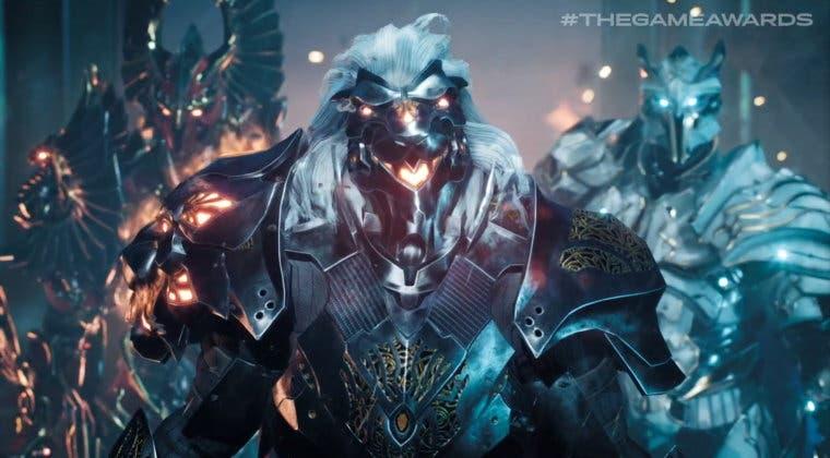 Imagen de Godfall se muestra en un nuevo y potente tráiler en el evento de PS5
