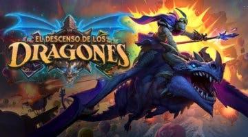 Imagen de Hearthstone: El Descenso de los Dragones ya se encuentra disponible
