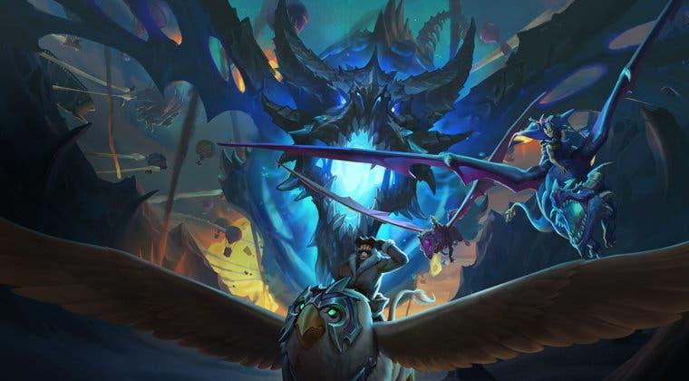 Imagen de El Descenso de los Dragones de Hearthstone tendrá su propia aventura