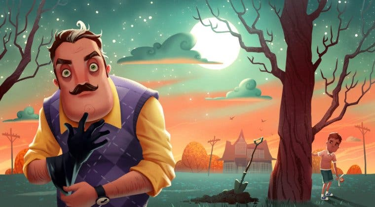 Imagen de Descarga ya gratis Hello Neighbor en Epic Games Store