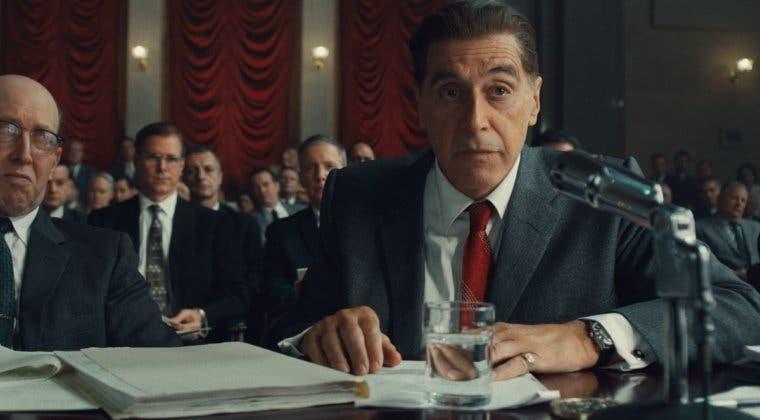 Imagen de El Irlandés cae frente a A Ciegas con su estreno en Netflix