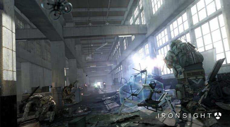 Imagen de Ironsight contará con un periodo de beta abierta muy pronto y con diversas novedades