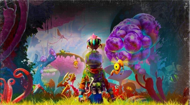 Imagen de Journey to the Savage Planet aterriza hoy mismo en Nintendo Switch