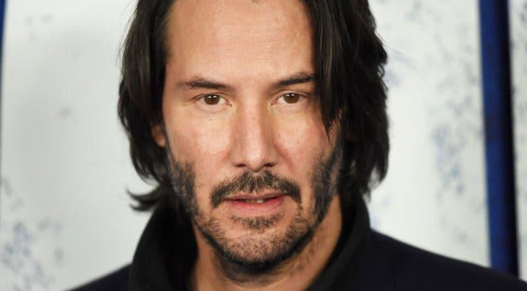 Imagen de Keanu Reeves ya está entrenando duro para Matrix 4 y John Wick 4