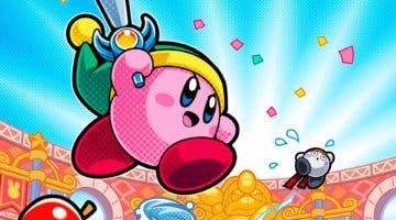 Imagen de El código de Kirby Fighters 2 puede haber filtrado un nuevo Kirby 3D
