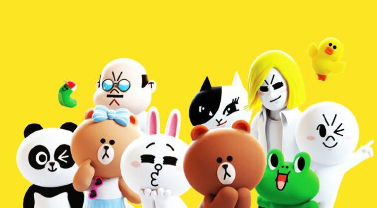 Imagen de Las mascotas de Line llegarán a Netflix con su humor kawaii