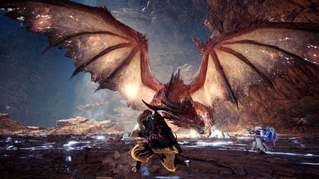Monster Hunter Iceborne El despertar del dragon interior