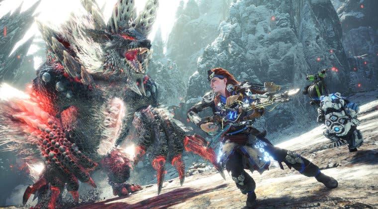 Imagen de Una nueva misión para Monster Hunter World: Iceborne basada en Horizon: Zero Dawn ya está disponible