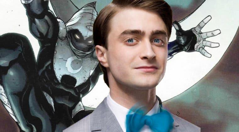 Imagen de Daniel Radcliffe podría ser Moon Knight en la nueva serie de Disney +
