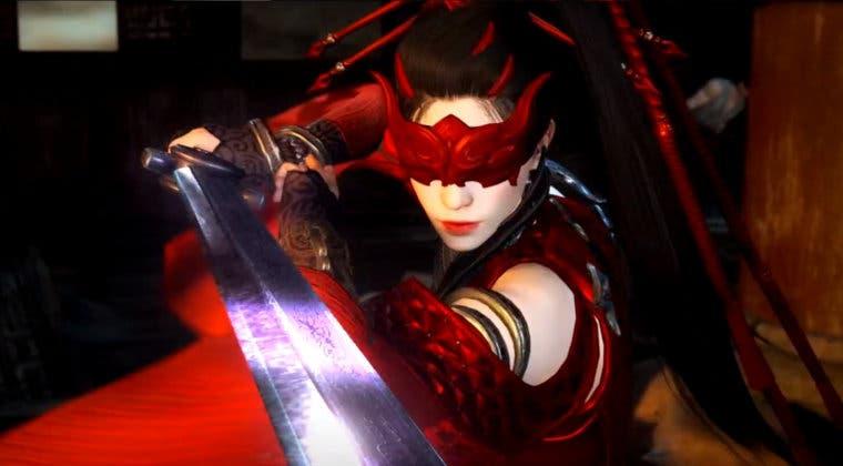 Imagen de Naraka: Bladepoint luce su tráiler de revelación y emplaza su ventana de lanzamiento