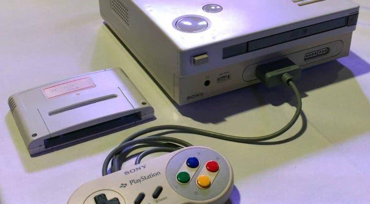 Imagen de Así es la Nintendo PlayStation, el prototipo que dio vida a PS1 y que se subastará por una gran suma de dinero